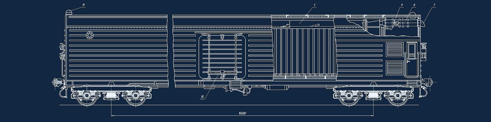 Оборудование для железнодорожного и автомобильного транспорта