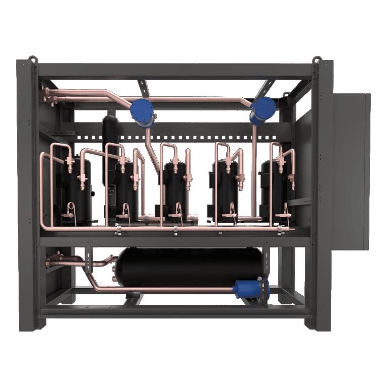 Сателлитный холодильный агрегат OMEX 2 1