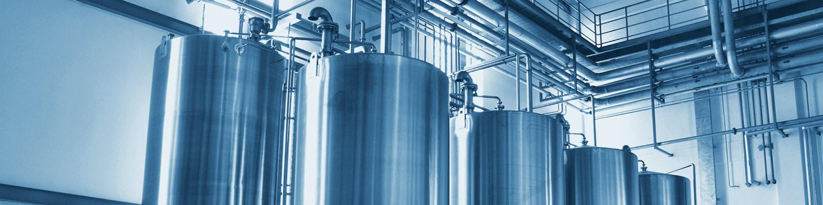 Холодоснабжение молочной промышленности