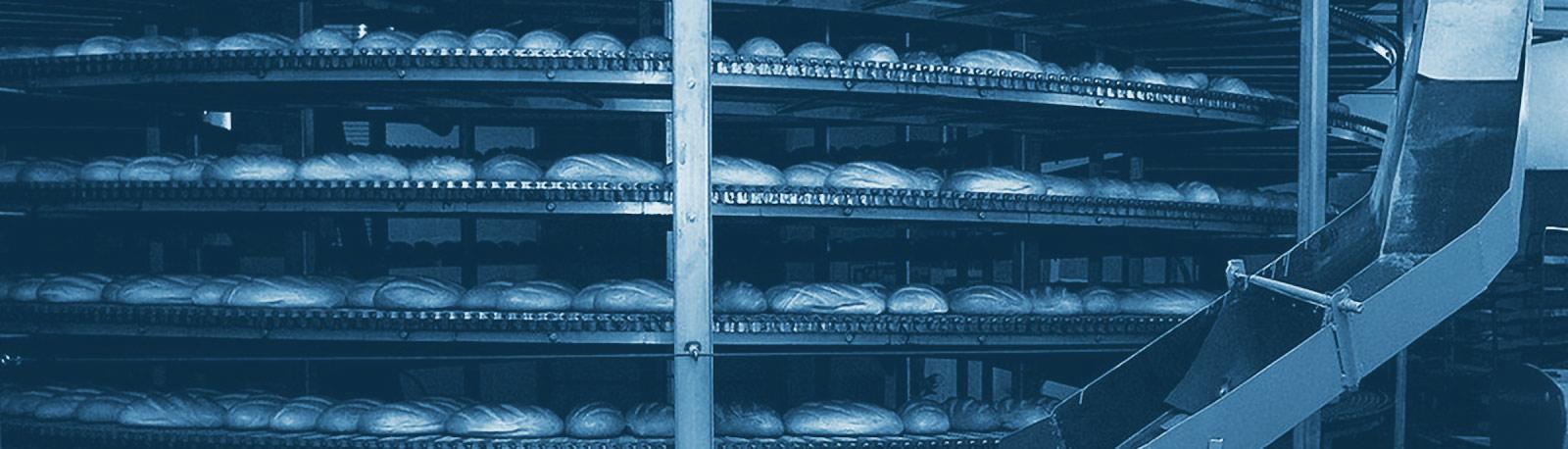 Холодоснабжение хлебозаводов и кондитерских фабрик